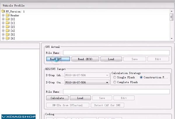 BMW F18 Coding with VXDIAG BMW Multi Tool – VXdiagshop com