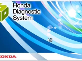 VXDIAG Diagnostic System-Honda-2
