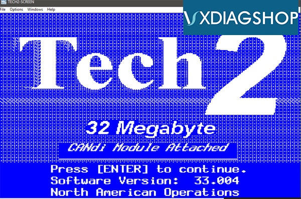 How to install VXDIAG GM Tech2WIN on Windows 10 Step by Step