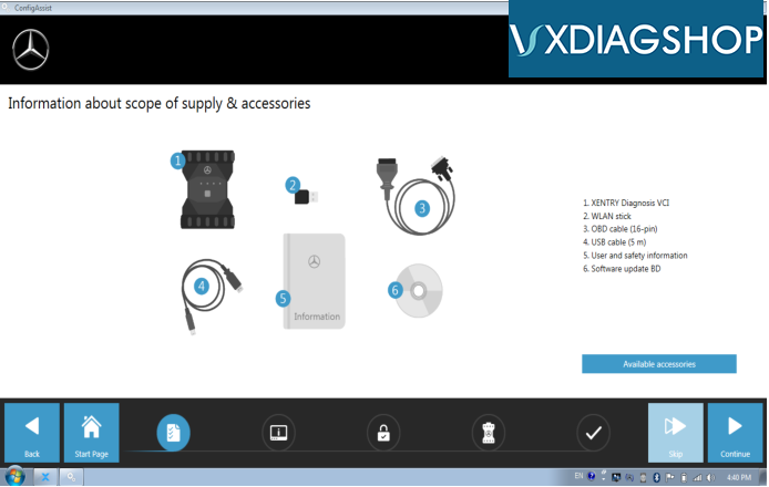 update-vxdiag-benz-c6-firmware-6