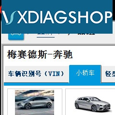 How to change Xentry Language of VXDIAG Benz Multi Tool