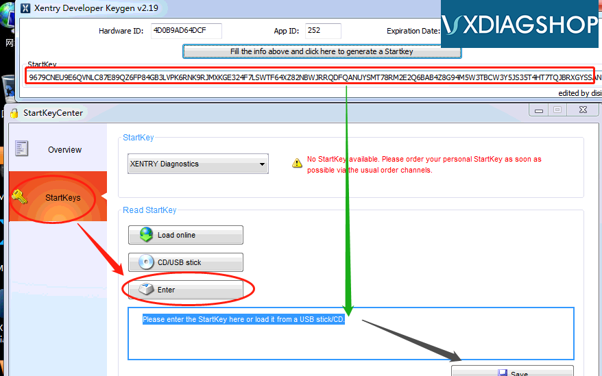 xentry-no-authorization-code-5