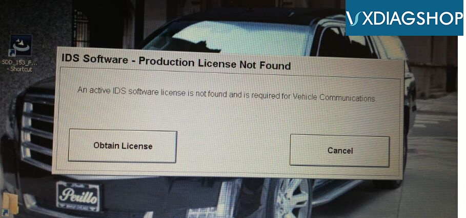 ids-software-license-not-found