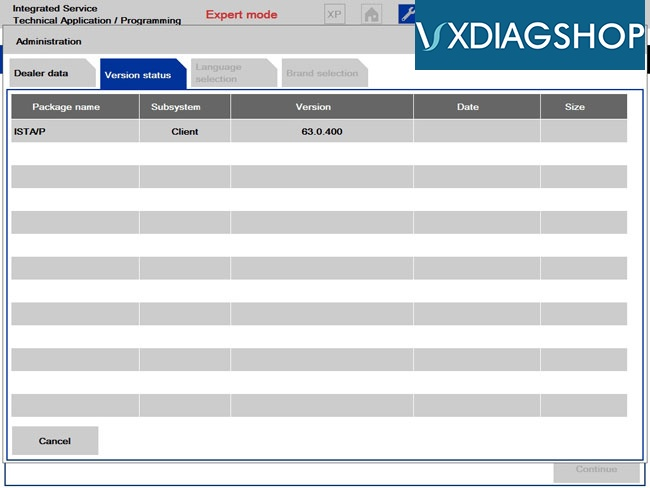 vxdiag-bmw-v2019-03-software-2