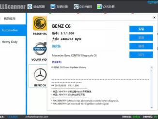 vxdiag-benz-c6-driver-update