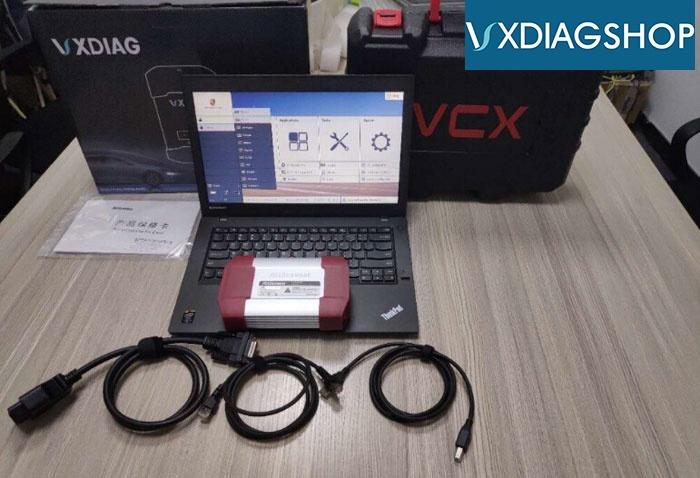 VXDIAG Porsche PIWIS III VCX DoIP Price Down to $1,999