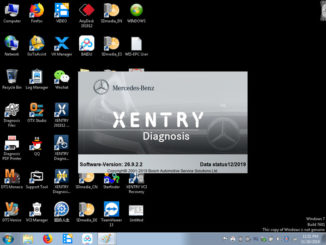 Vxdiag Benz 2019 12 Software 1