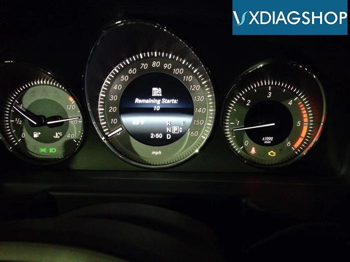 Vxdiag Benz C6 Glk Review 5