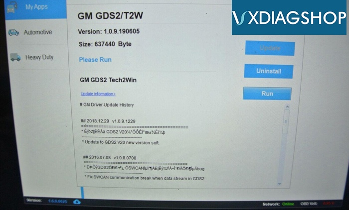 Vxdiag Gm Not Valid Lease Found 2