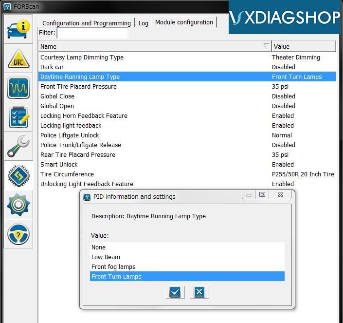 Vxdiag Vcx Nano Ford Forscan 5