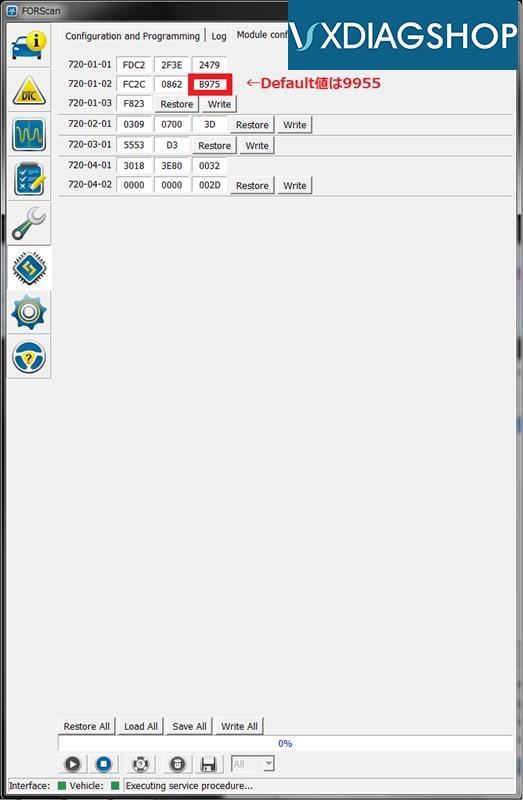 Vxdiag Vcx Nano Ford Forscan 8
