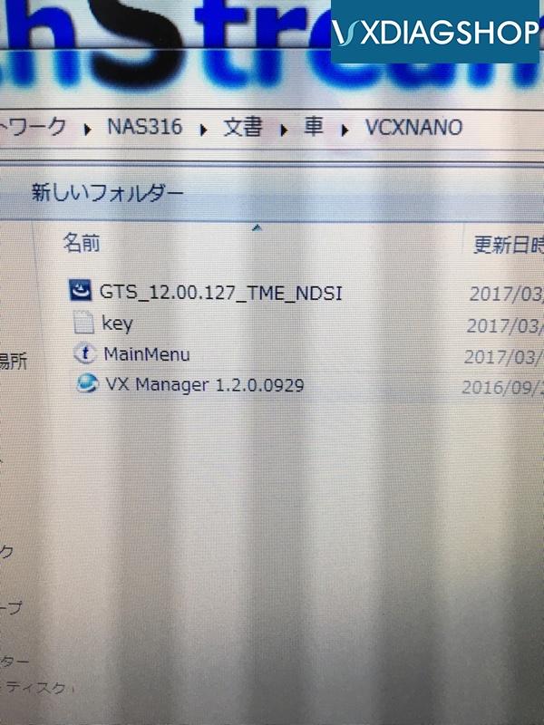 Vxdiag Vcx Nano Toyota Review 11