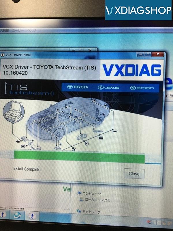 Vxdiag Vcx Nano Toyota Review 13