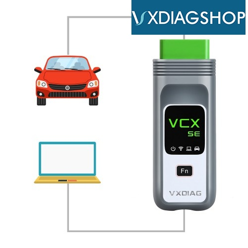 Connect Vxdiag Vcx Se Bmw