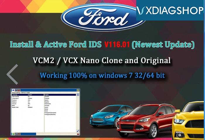 Ford Ids V116