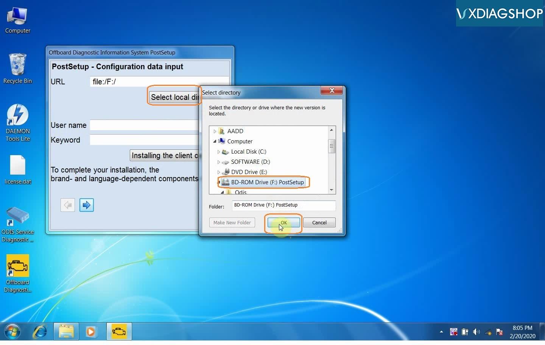 Odis 5 1 6 Install On Vxdiag Nano 22