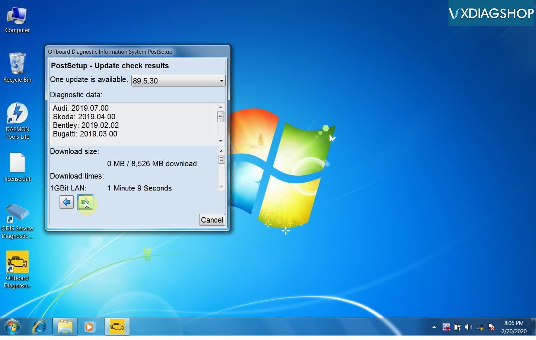 Odis 5 1 6 Install On Vxdiag Nano 24