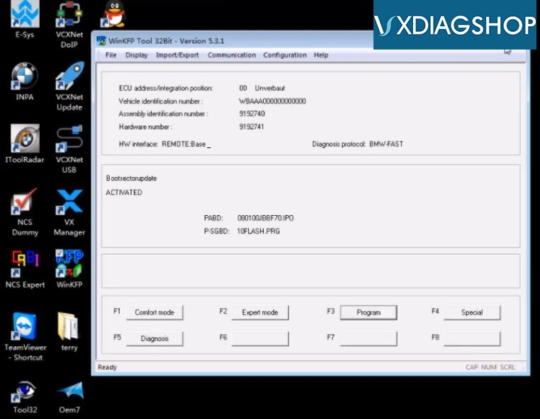 Bmw E70 Coding With Vxiag 14