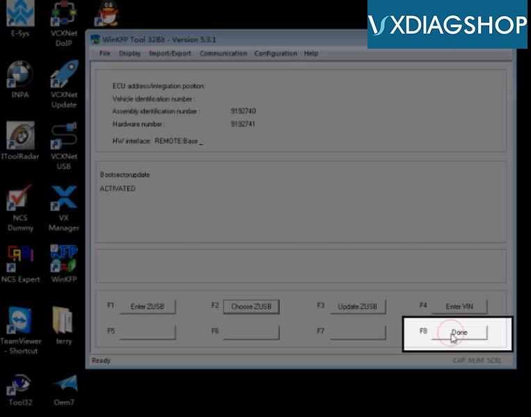 Bmw E70 Coding With Vxiag 9