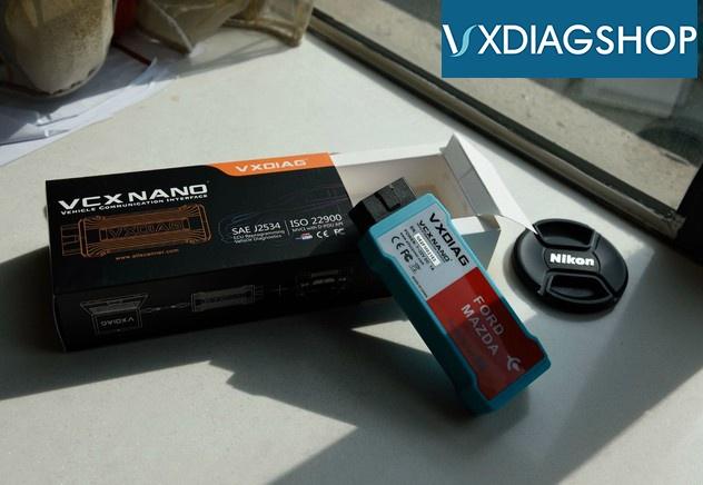 Vxdiag Mazda Cx5 1
