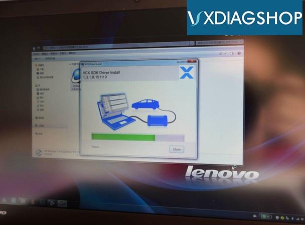 Vxdiag Mazda Cx5 8