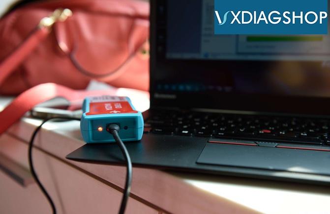 Vxdiag Mazda Cx5 9