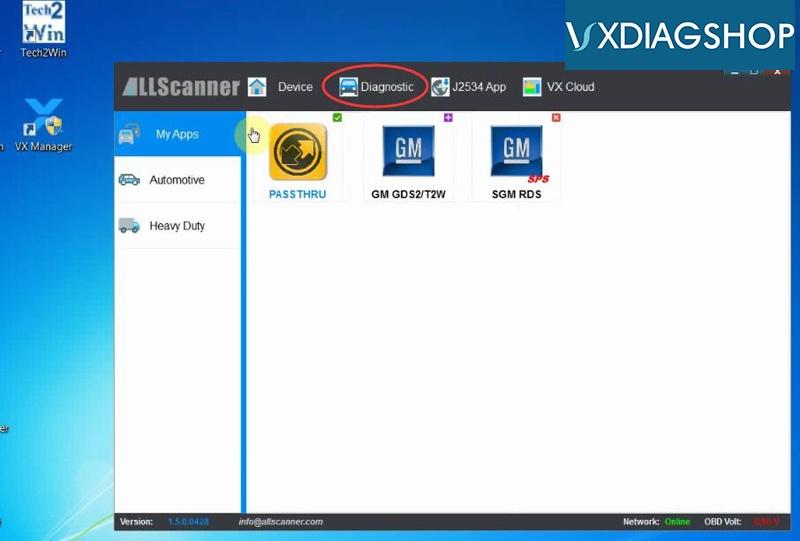 Install Vxdiag Gm Gds2 Tech2win 16