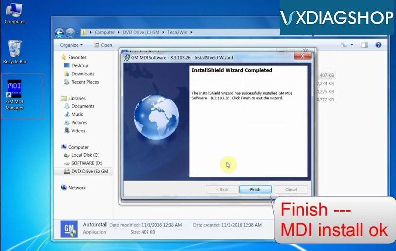 Install Vxdiag Gm Gds2 Tech2win 3