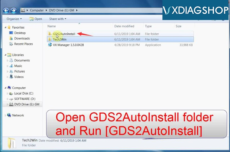 Install Vxdiag Gm Gds2 Tech2win 6