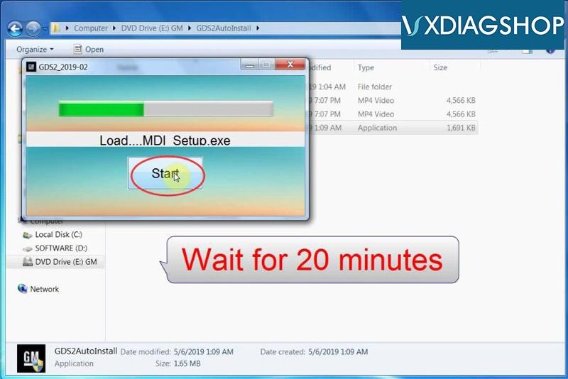 Install Vxdiag Gm Gds2 Tech2win 8