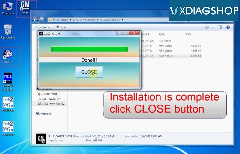 Install Vxdiag Gm Gds2 Tech2win 9