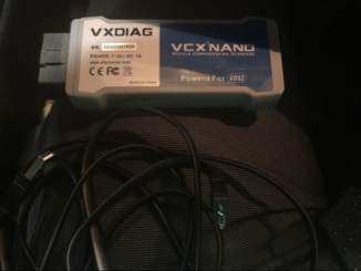 Vxdiag Gm Gds Coblt 1