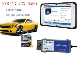 Vxdiag Vcx Nano Gds Usb