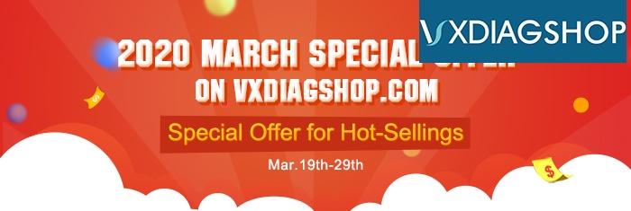 Vxdiag Promotion
