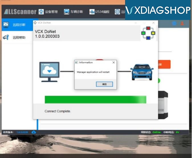 Vxdiag Remote Diagnostic 11