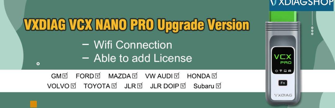Vxdiag Vcx Pro New