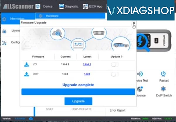 Vxdiag Vcx Se For Bmw 14