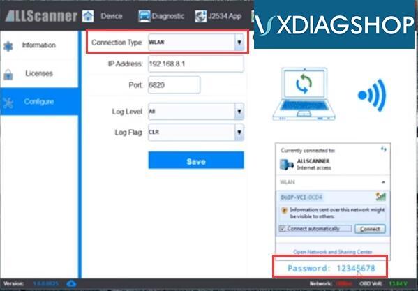 Vxdiag Vcx Se For Bmw 17