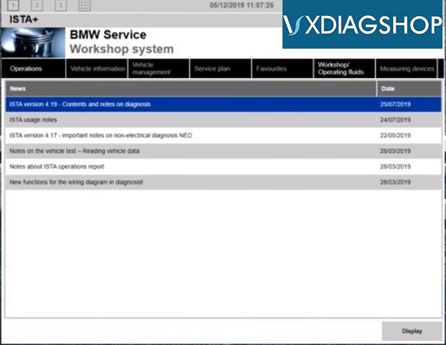 Vxdiag Vcx Se For Bmw 21