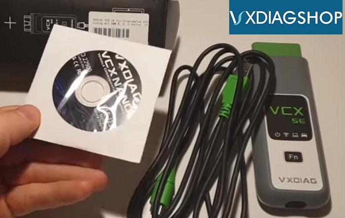 Vxdiag Vcx Se For Bmw 8