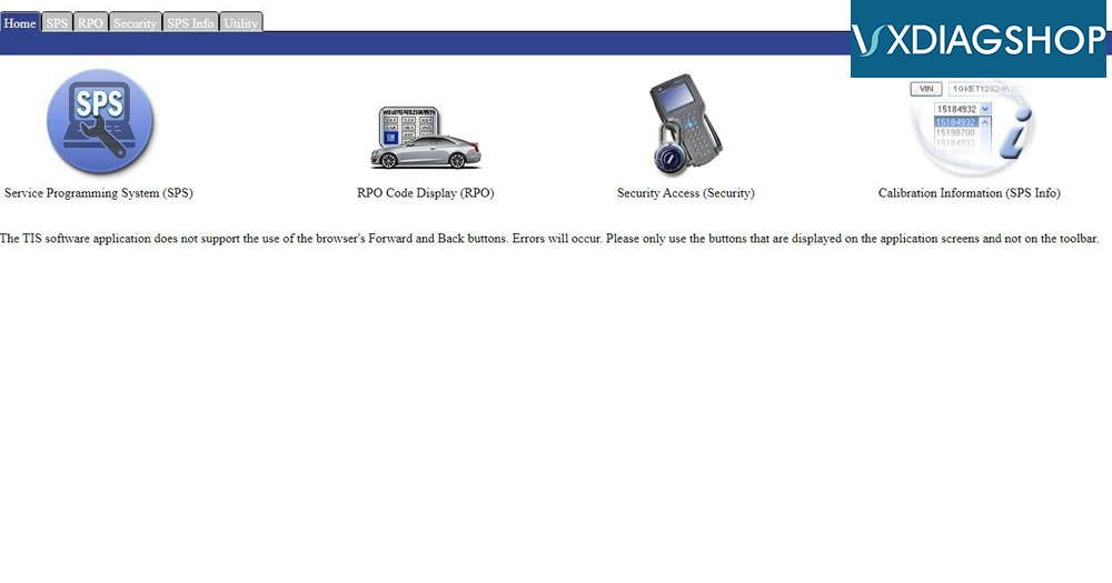 2008 G8 Vxdiag Sps Programming 1