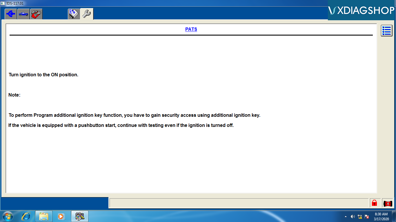 Ford Ids V117 Software 3