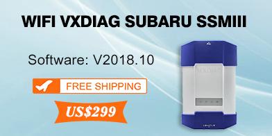 Vxdiag Subaru