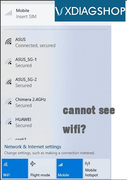 Vxdiag Vcx Nano Gm Wifi 3