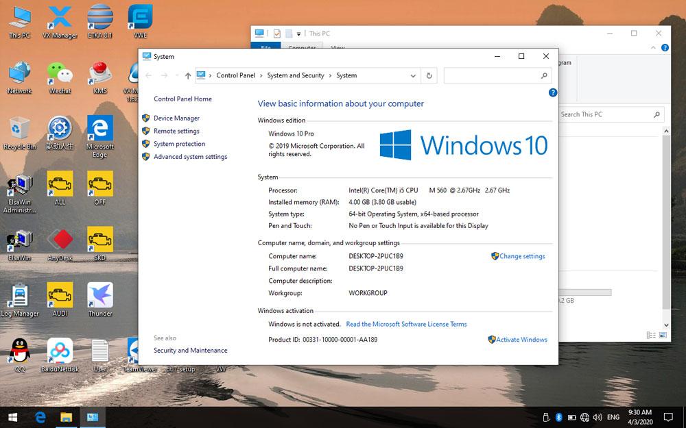 Vxdiag Vw Odis Win10 64bit 2