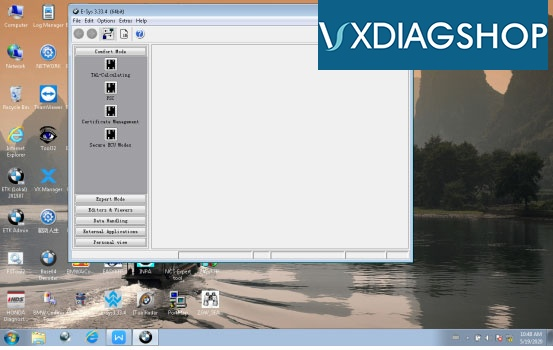 Vxdiag Bmw V4 22 Software 5
