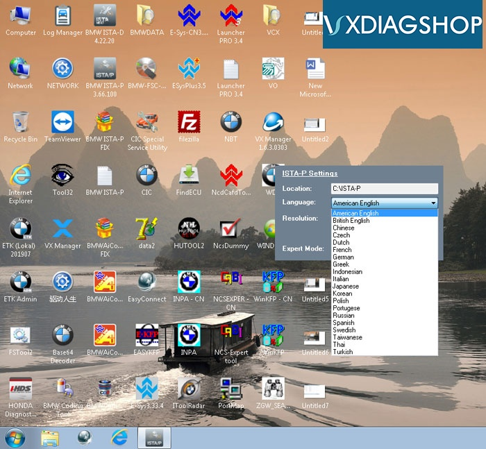 Vxdiag Bmw V4 22 Software 6