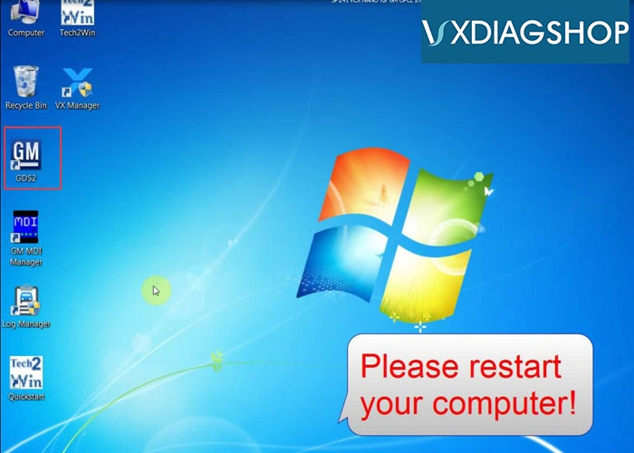 Vxdiag Gm Error Code 6 Popup Solution
