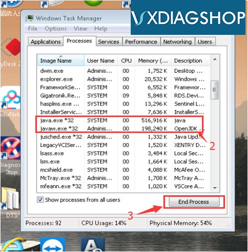 Vxdiag Data Faulty Solution 2