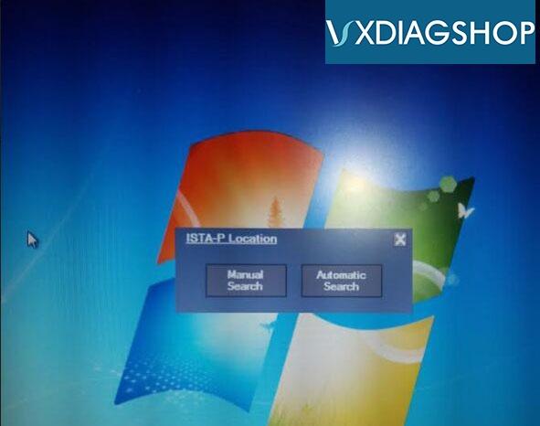 Vxdiag Manual Auto Selection 1